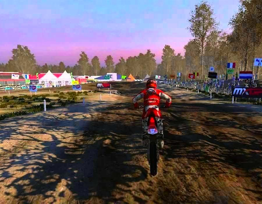 Screenshot from MXGP - The Official Motocross Videogame (1/5)