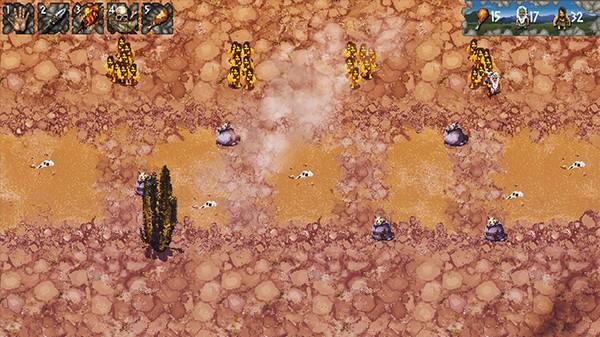 Screenshot from Tribal Pass (7/9)