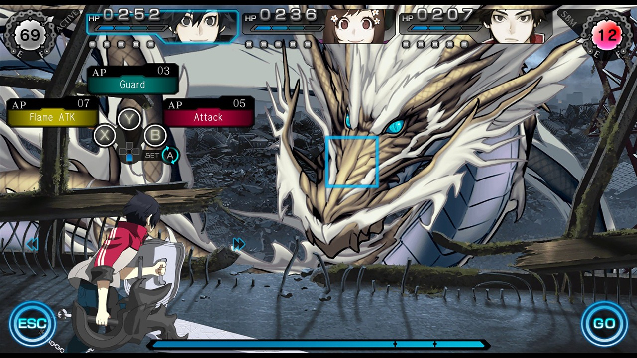 Screenshot from Ray Gigant (10/10)