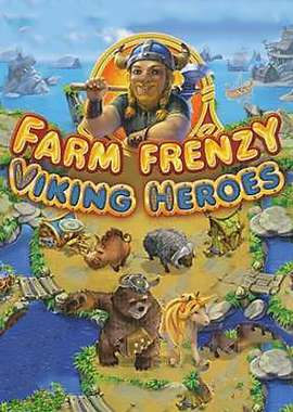 Farm Frenzy: Viking Heroes | Utomik