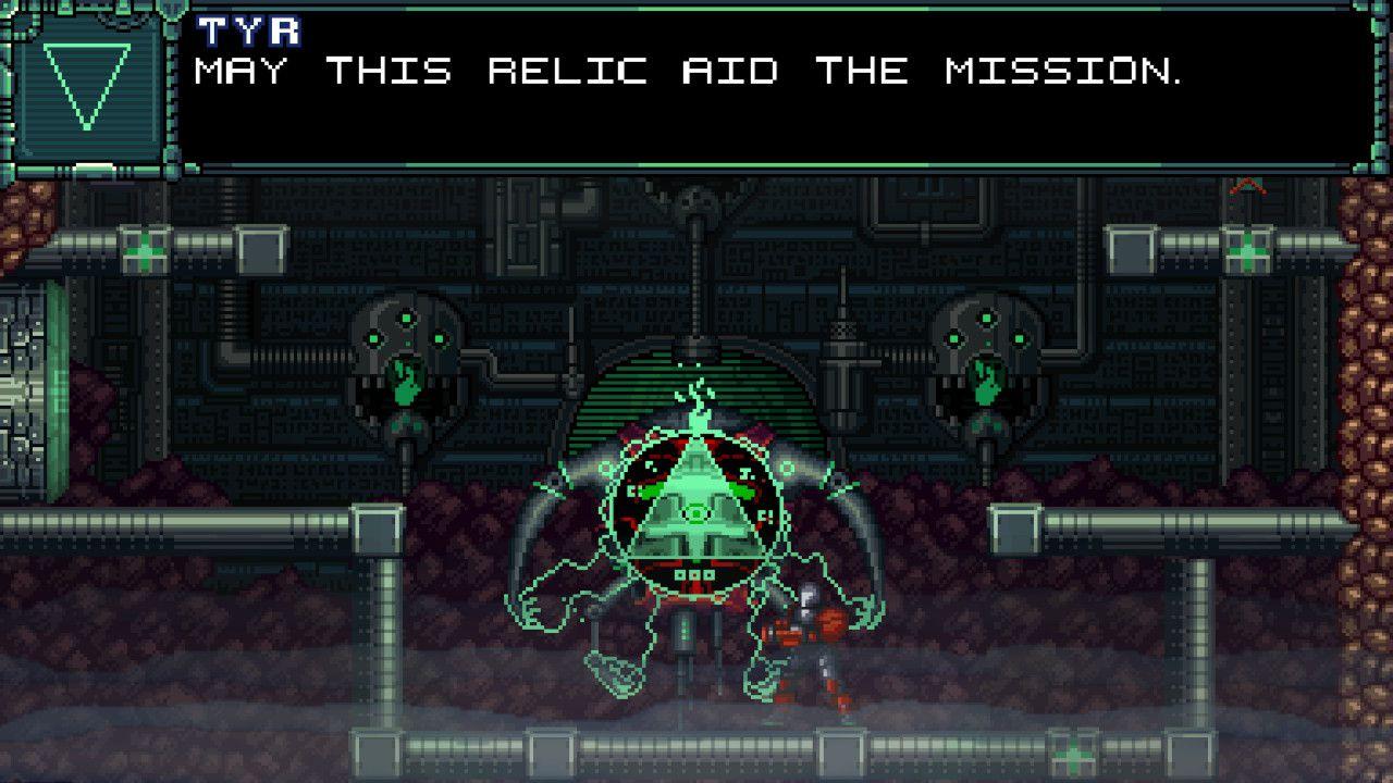 Screenshot from A Robot Named Fight! (7/10)