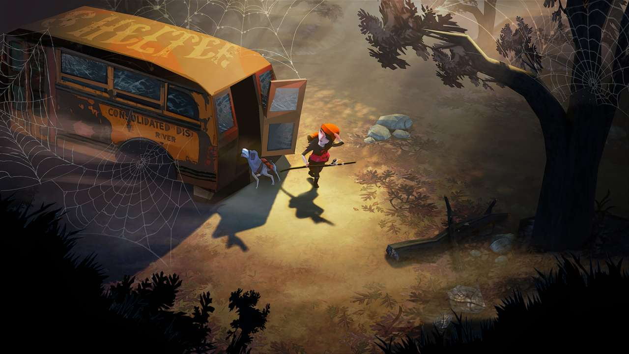 Screenshot from The Flame in the Flood (4/10)