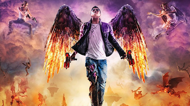 New on Utomik: Saints Row: Gat out of Hell, Doodle God & more!