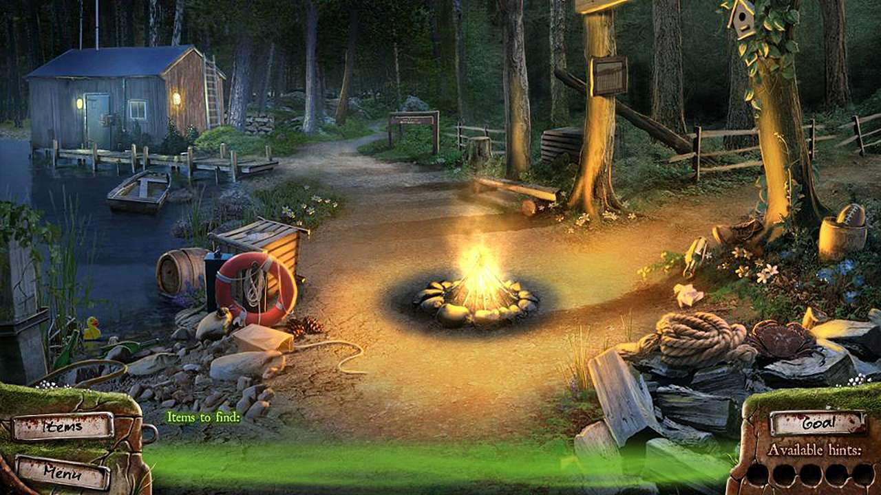 Screenshot from Campfire Legends: The Hookman (3/6)