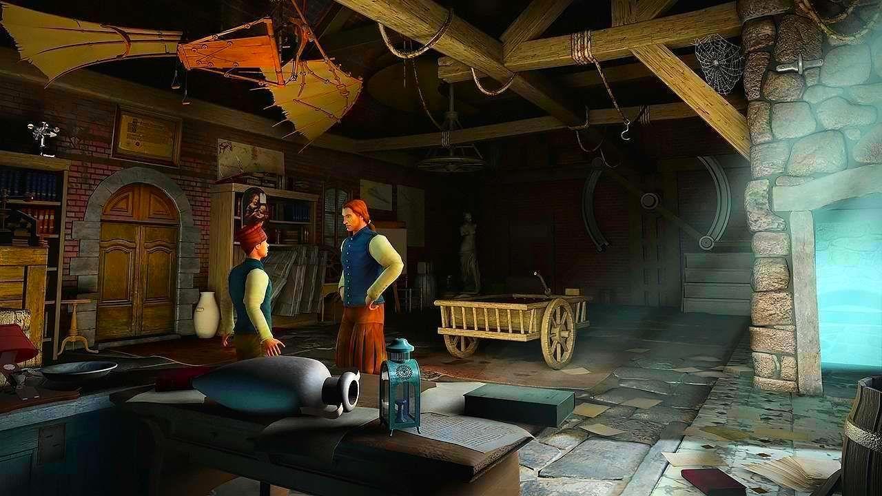 Screenshot from Secret Files 3 (3/7)