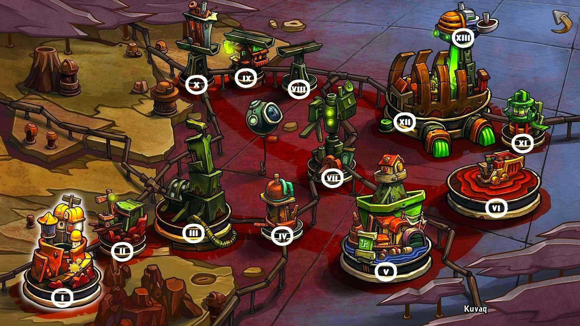 Screenshot from Deponia: The Complete Journey (5/9)