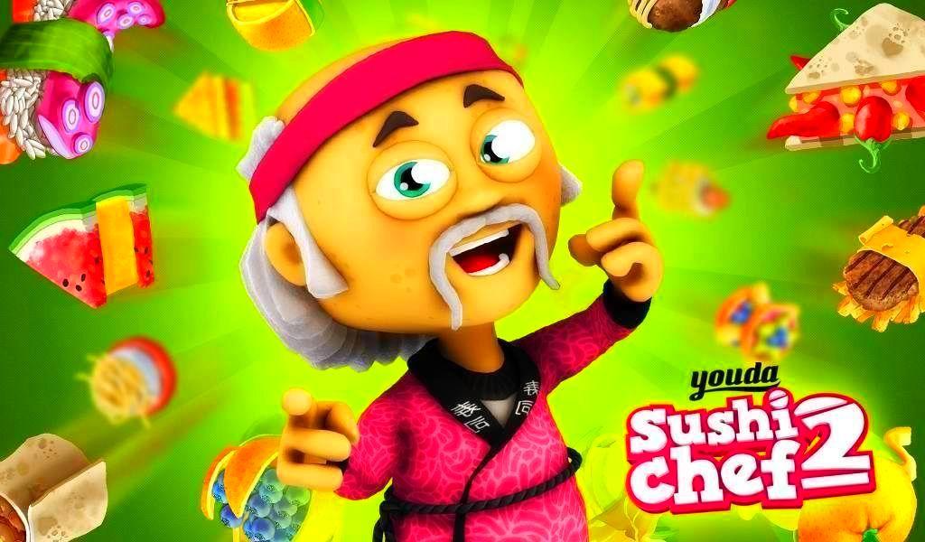 Screenshot from Youda Sushi Chef 2 (3/4)