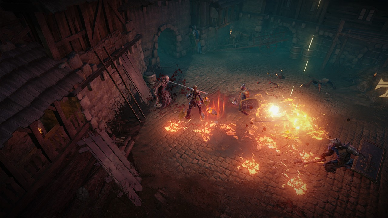 Screenshot from Vikings - Wolves of Midgard (2/8)