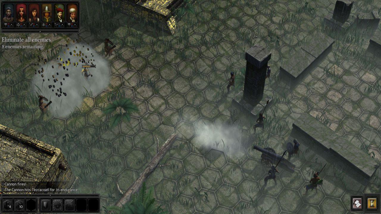 Screenshot from Expeditions: Conquistador (4/5)