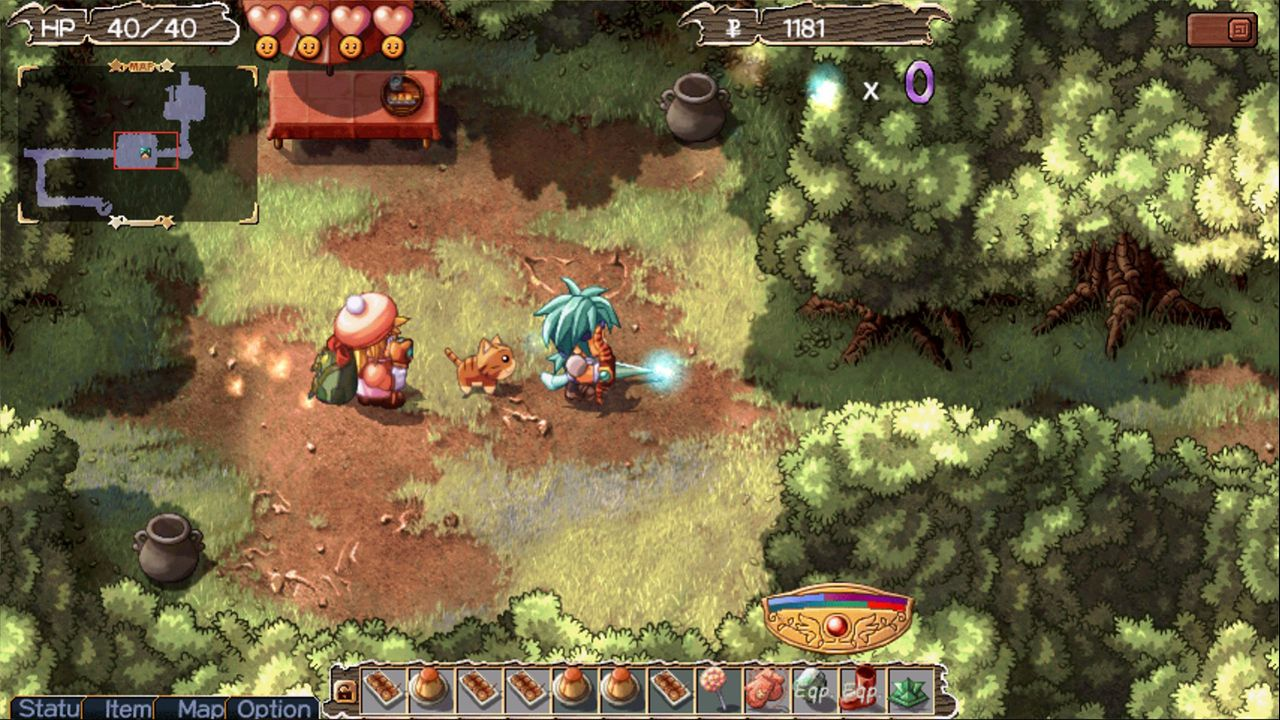 Screenshot from Zwei: The Arges Adventure (5/9)