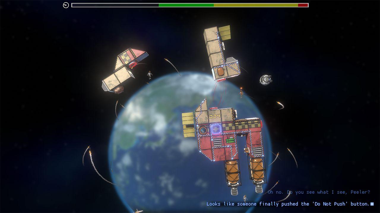 Screenshot from Kosmokrats (2/8)