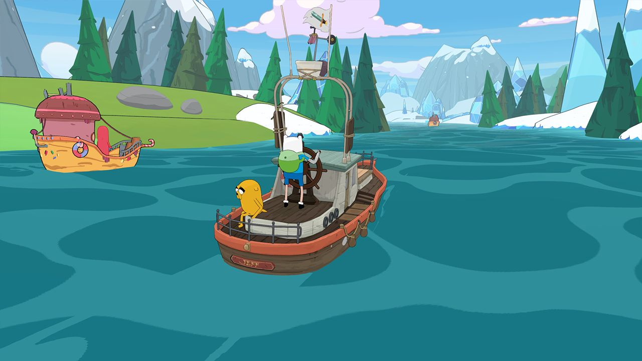 Screenshot from Adventure Time: Pirates of the Enchiridion (5/6)