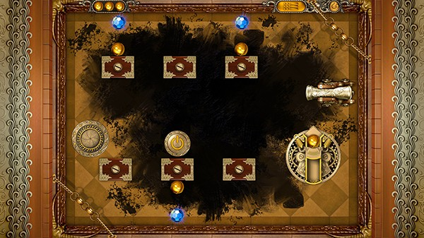 Screenshot from Slingshot Puzzle (1/6)