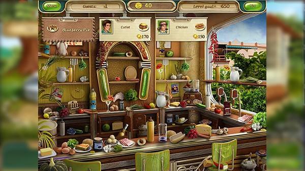 Screenshot from Gourmania 3: Zoo Zoom (4/5)