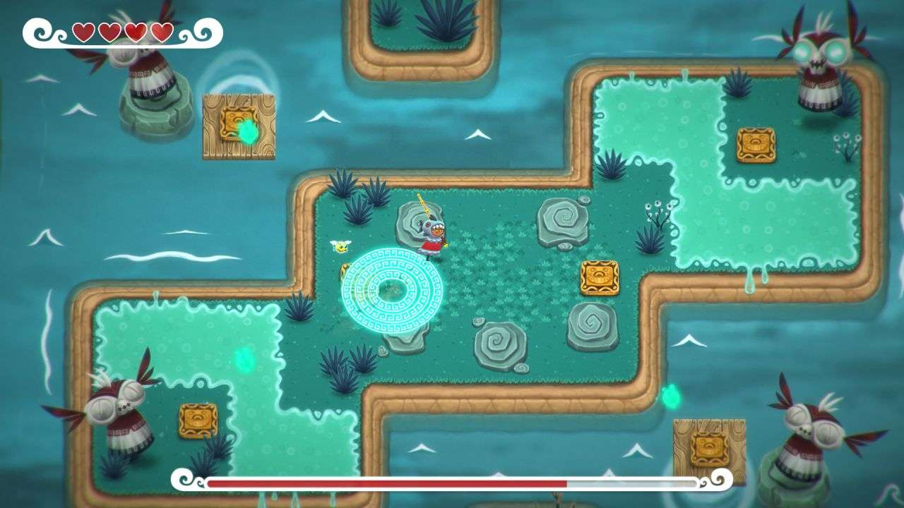 Screenshot from Legend of the Skyfish (6/9)