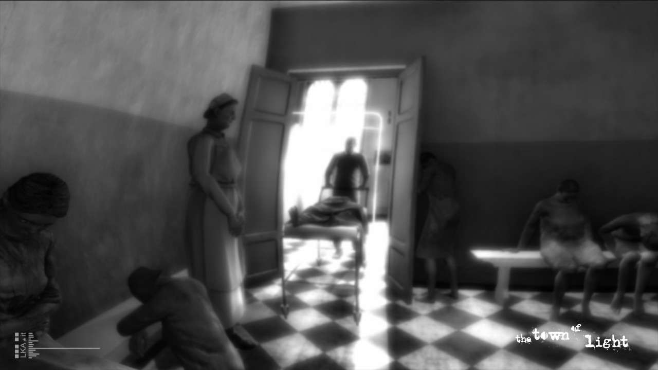 Screenshot from The Town of Light (5/8)