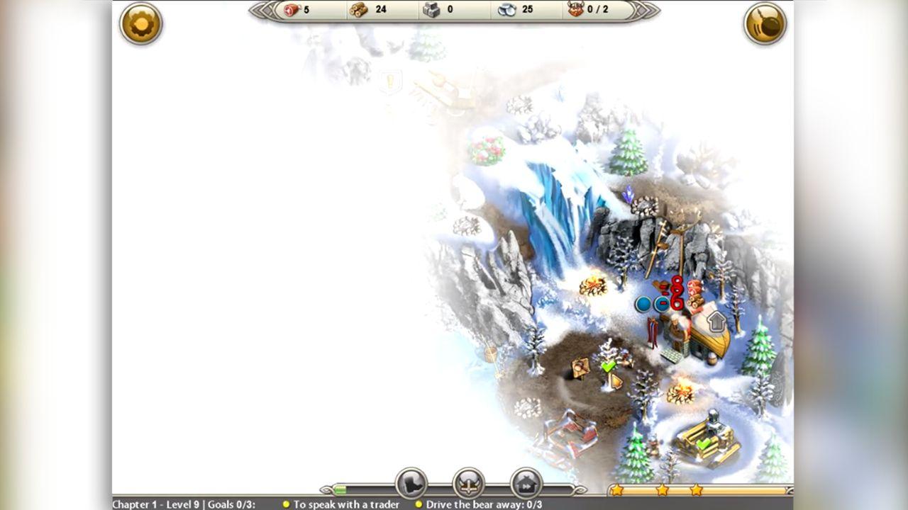 Screenshot from Viking Saga 2: New World (2/5)