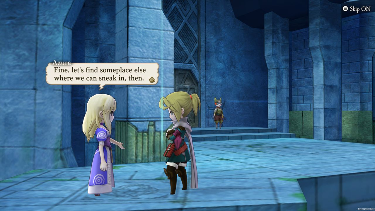 Screenshot from The Alliance Alive HD Remastered (6/10)