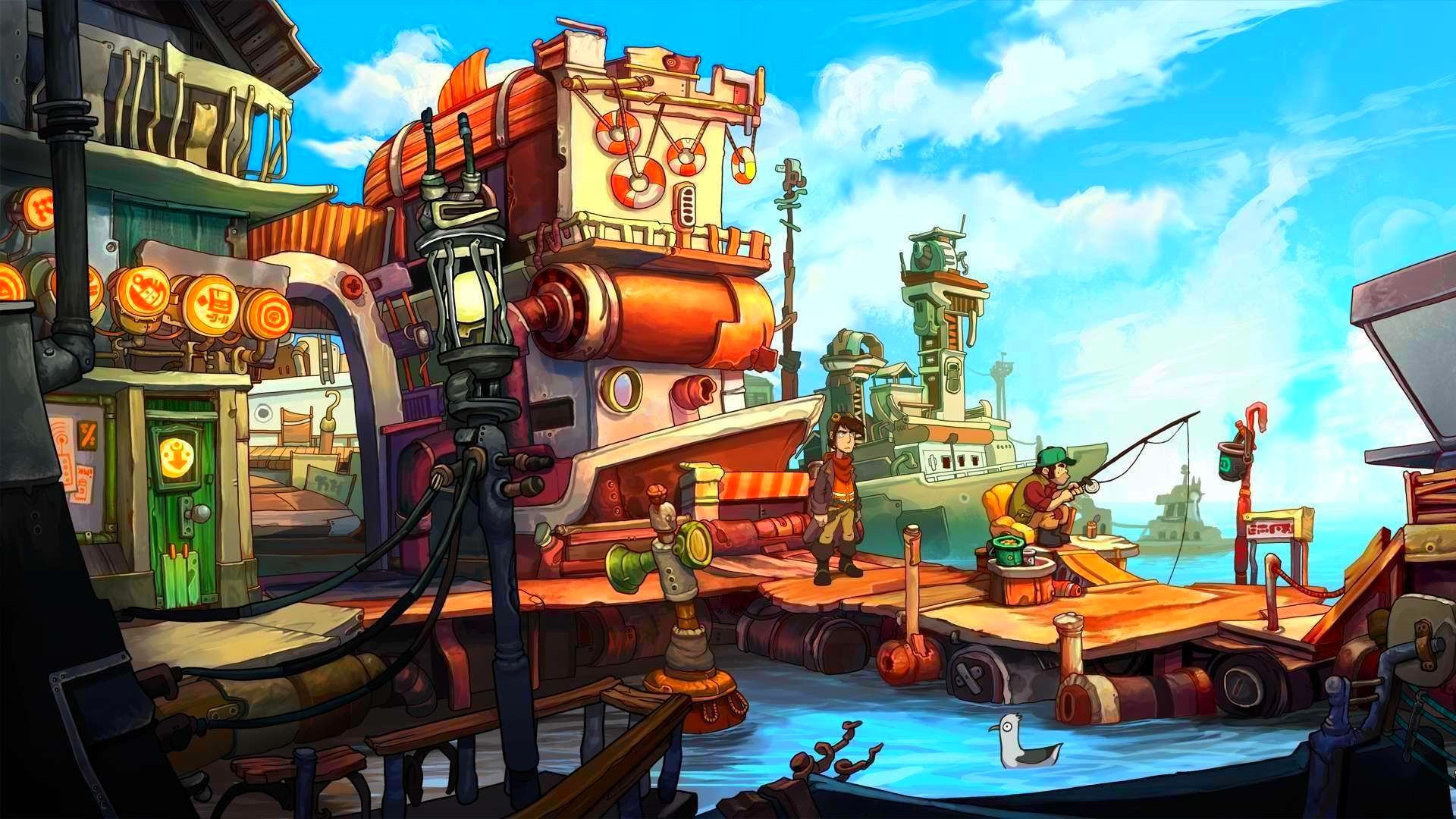 Screenshot from Deponia: The Complete Journey (9/9)