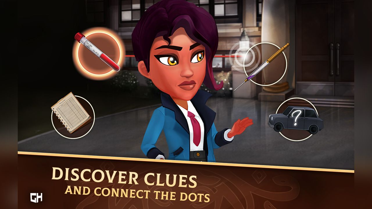 Screenshot from Detective Jackie - Mystic Case (3/5)