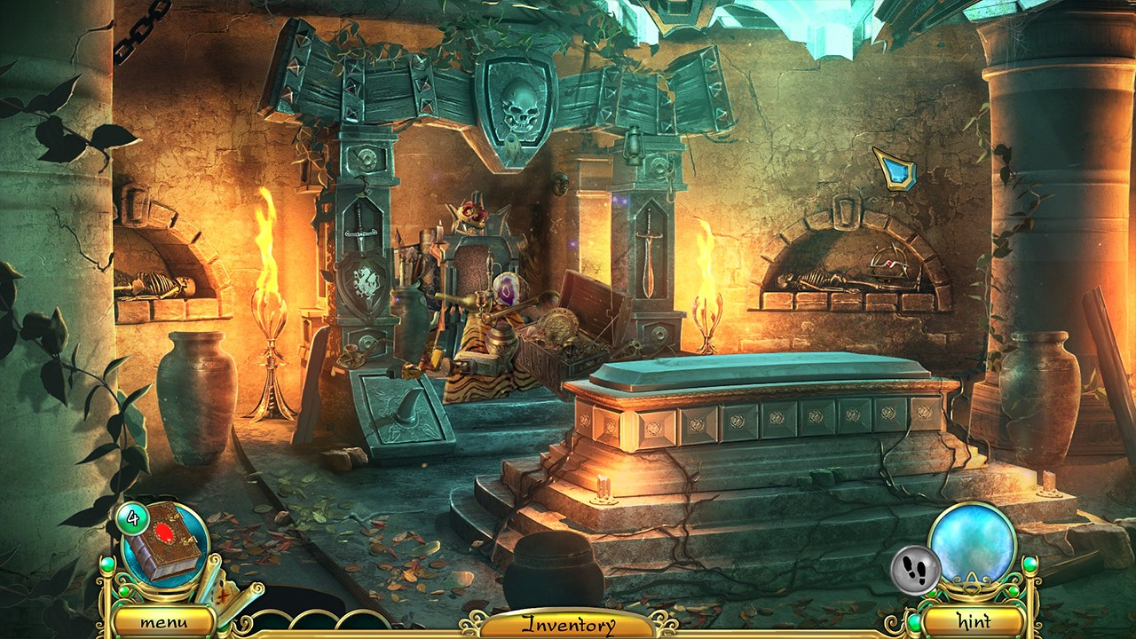 Screenshot from Myths of Orion: Light from the North (5/7)