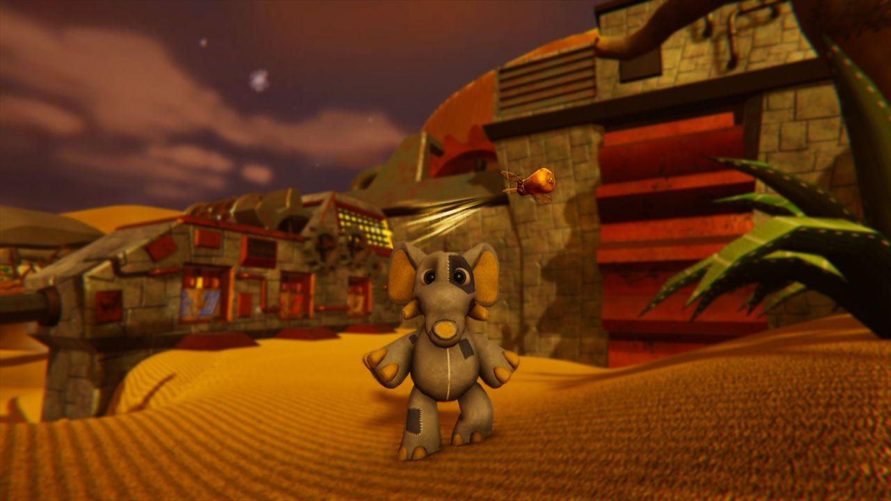 Screenshot from Woven (2/10)