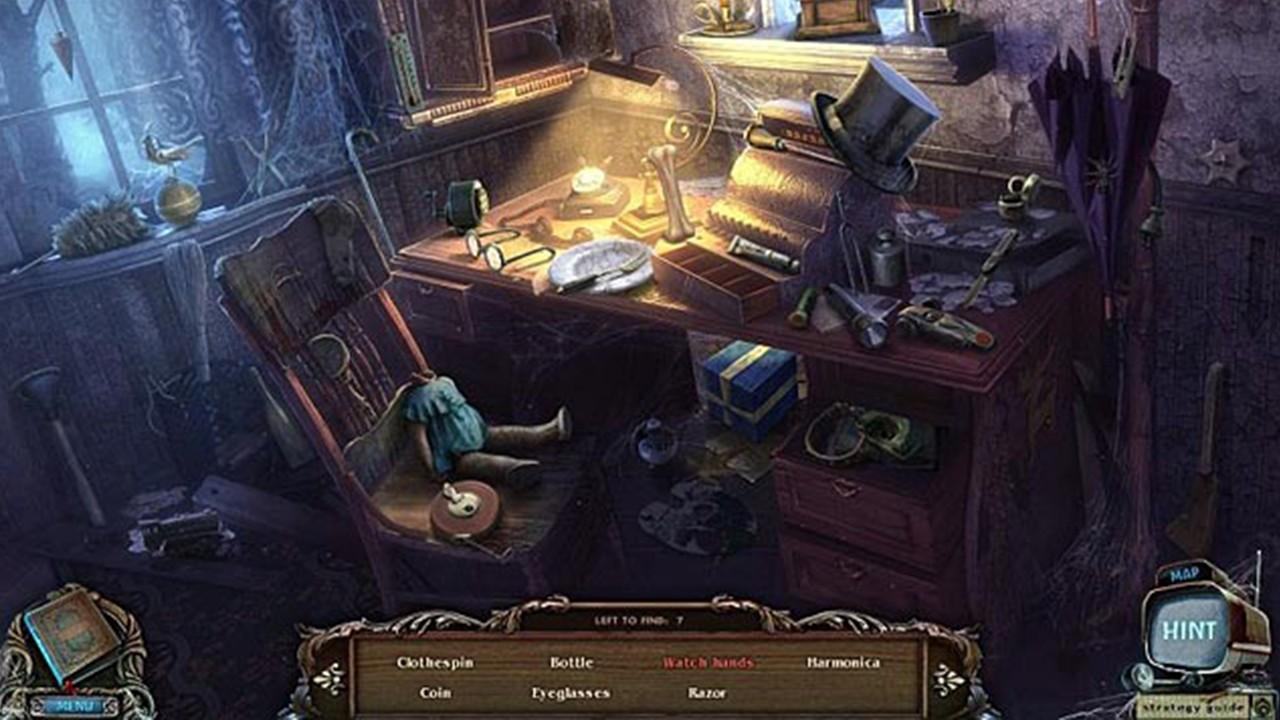 Screenshot from Forbidden Secrets: Alien Town Collector's Edition (2/5)