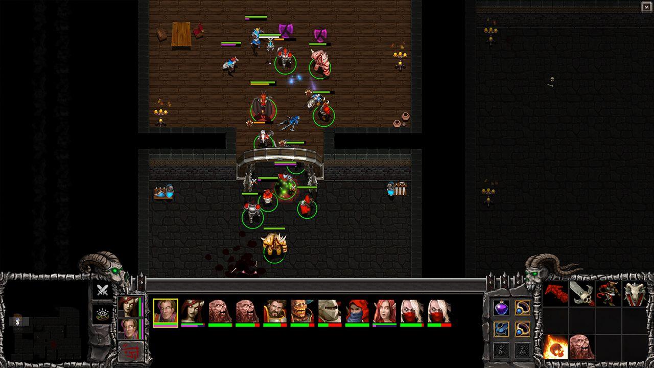 Screenshot from Loria (7/9)