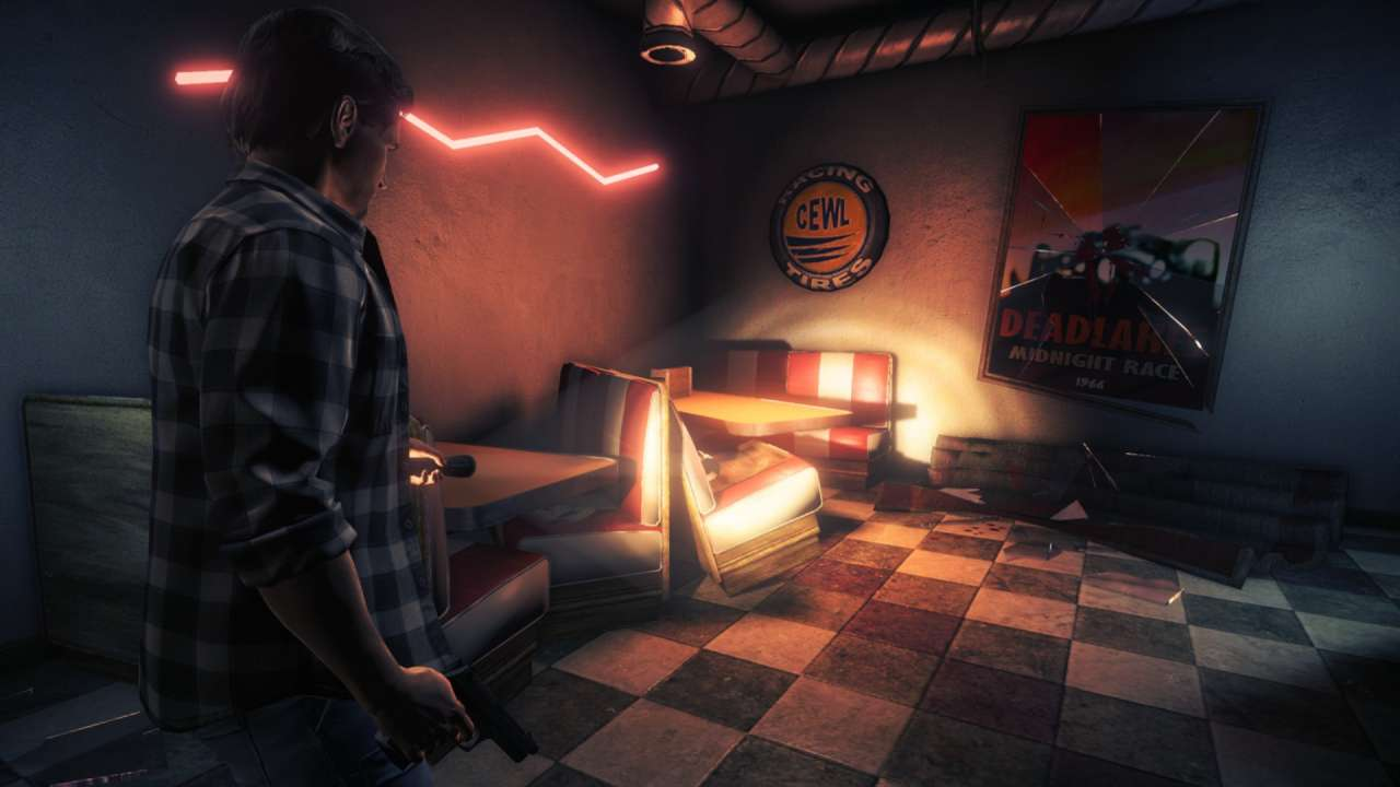 Screenshot from Alan Wake's American Nightmare (4/8)