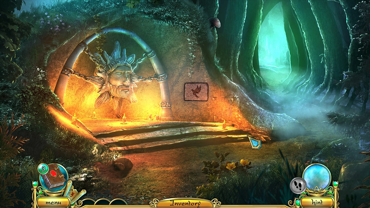 Screenshot from Myths of Orion: Light from the North (2/7)
