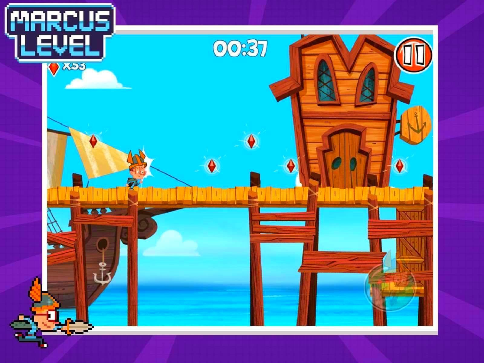 Screenshot from Marcus Level (1/5)