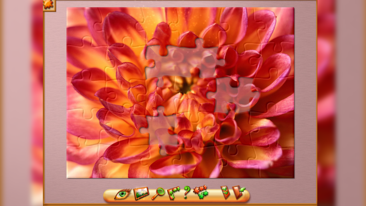 Screenshot from Jigsaw World (5/5)
