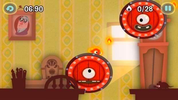 Screenshot from Pyro Jump (4/4)