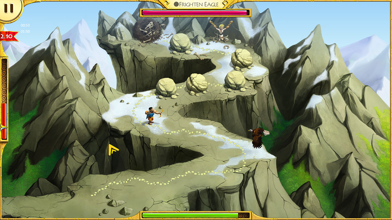 Screenshot from 12 Labours of Hercules (1/5)