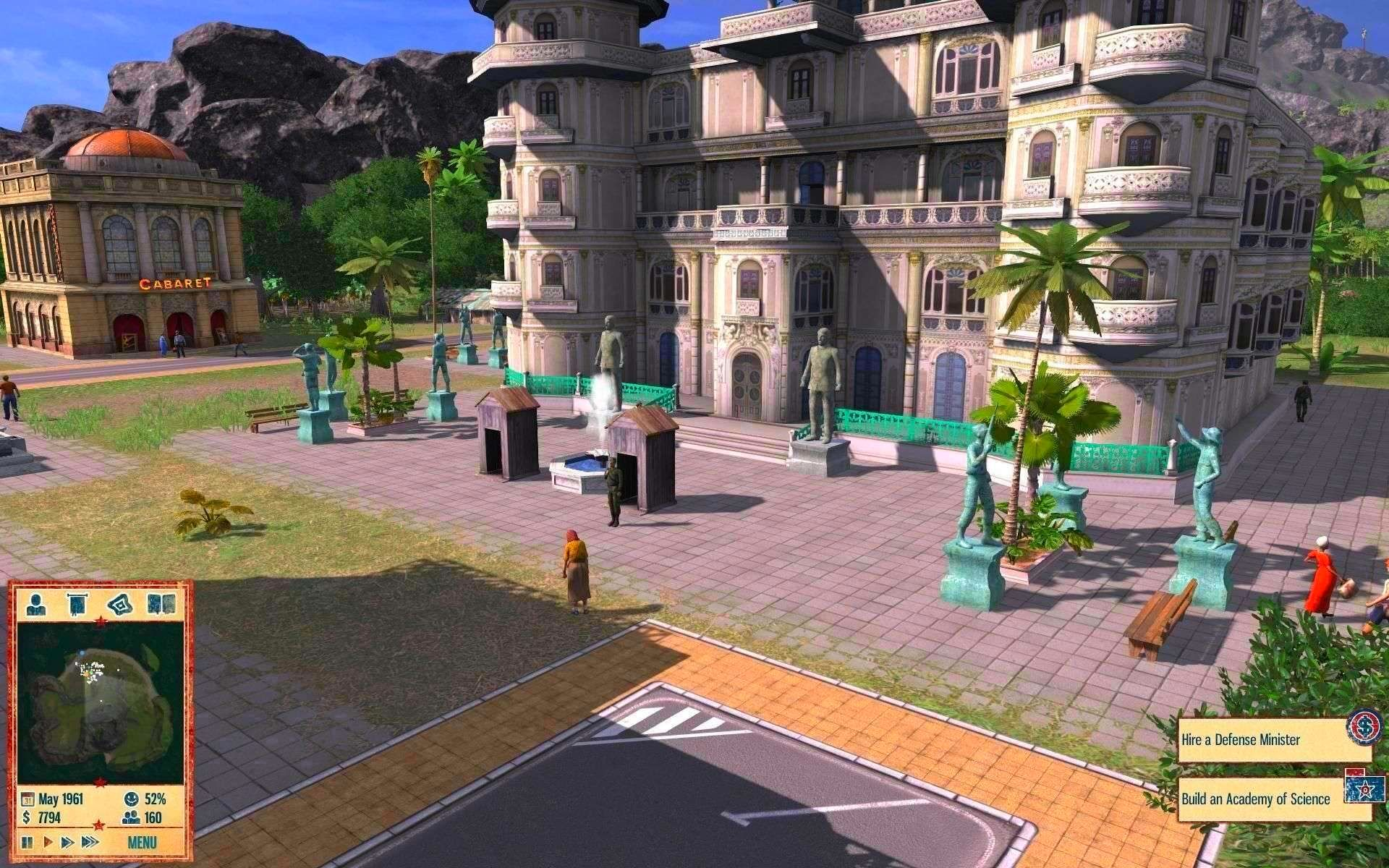 Screenshot from Tropico 4 (4/5)