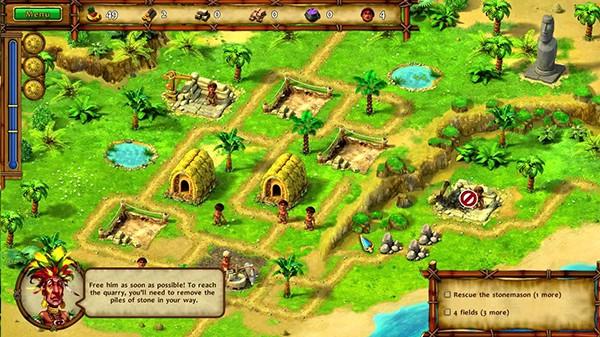 Screenshot from Moai: Build Your Dream (2/6)