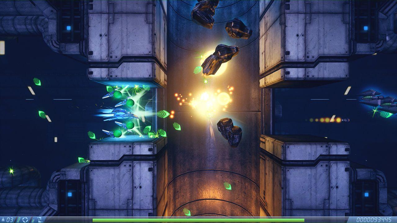 Screenshot from Rigid Force Alpha (5/7)