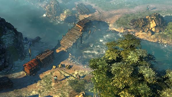 Screenshot from Shadow Tactics: Blades of the Shogun (6/7)