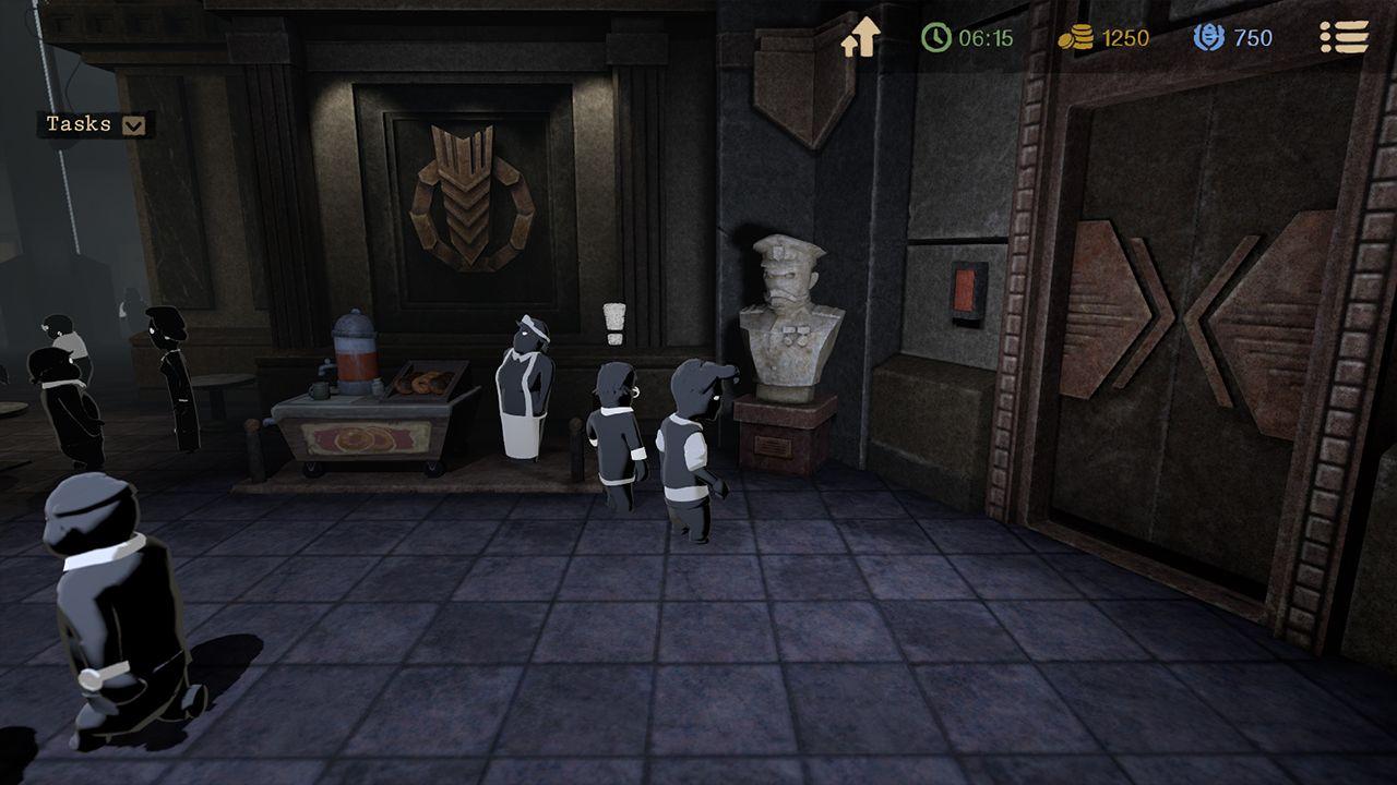 Screenshot from Beholder 2 (3/9)