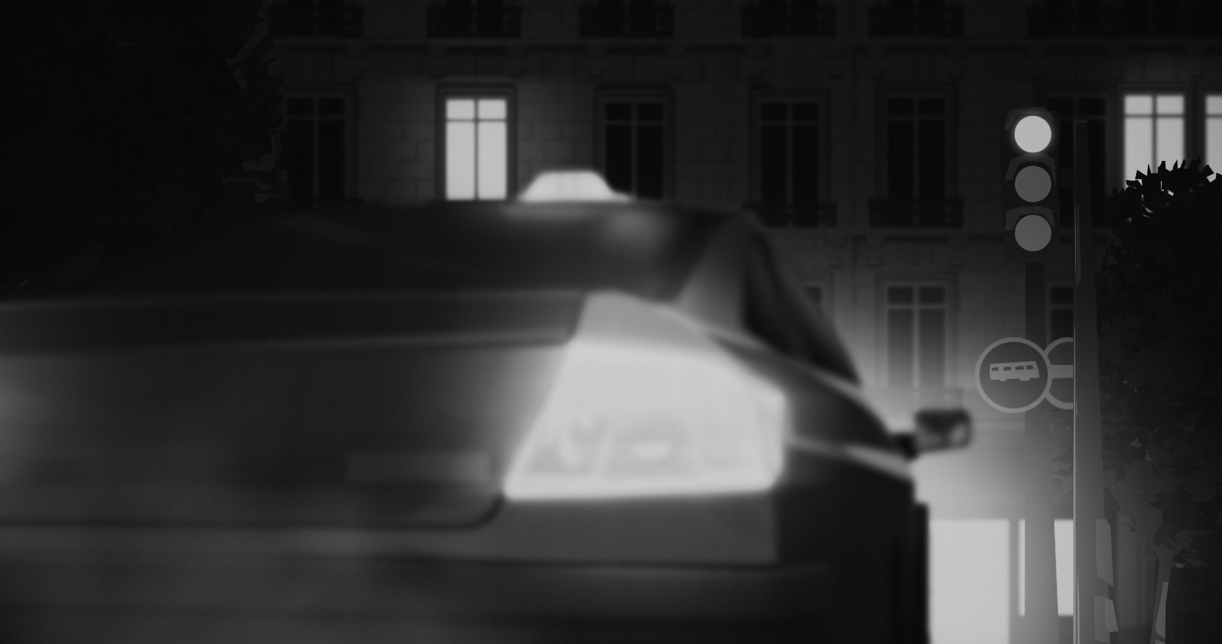 Screenshot from Night Call (4/9)