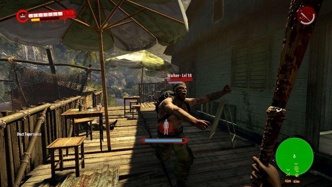 Screenshot from Dead Island: Riptide (8/10)