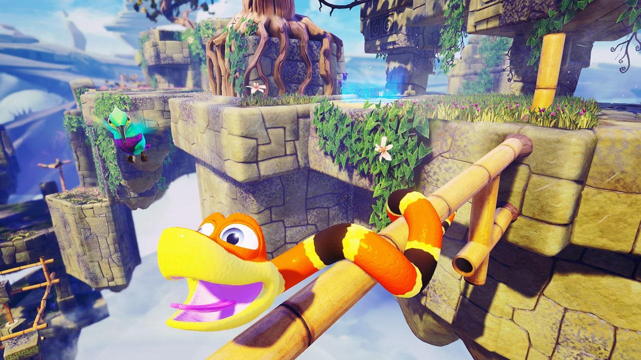 Screenshot from Snake Pass (4/5)