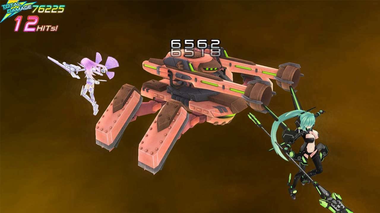 Screenshot from Hyperdimension Neptunia Re;Birth3: V Generation (2/10)