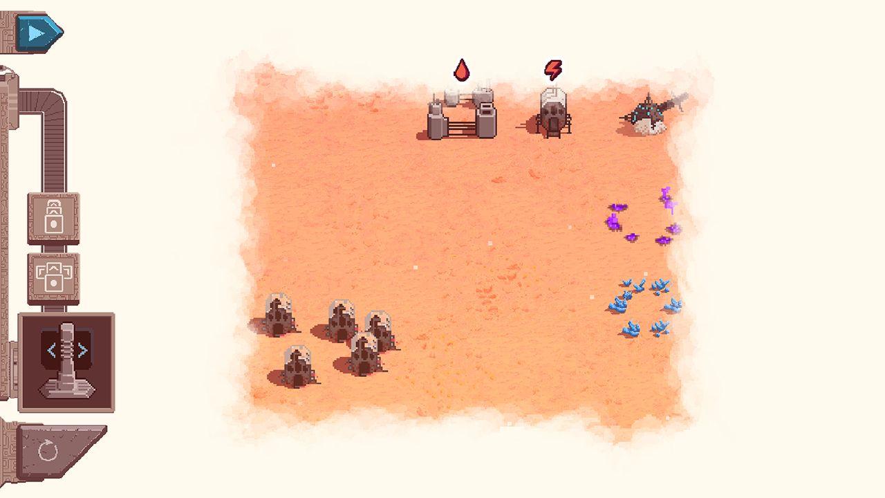 Screenshot from Mars Power Industries Deluxe (4/10)