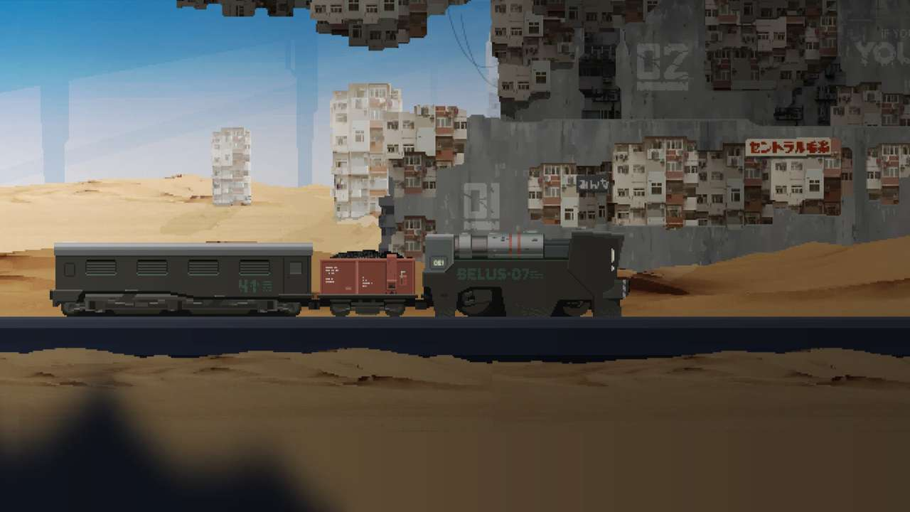 Screenshot from The Final Station (5/6)