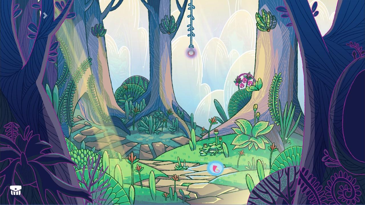 Screenshot from She and the Light Bearer (3/6)