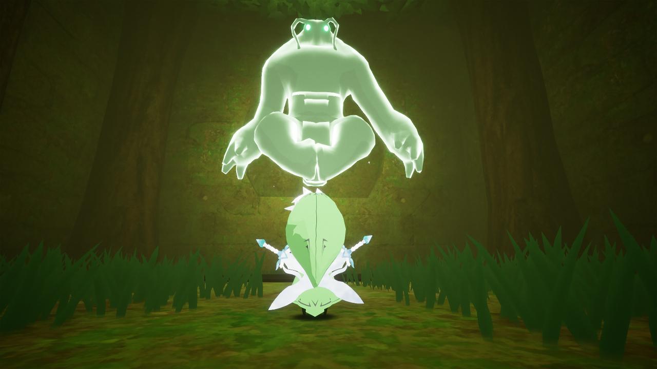 Screenshot from Blue Fire (3/5)