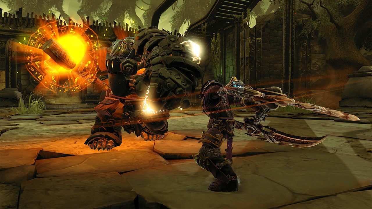 Screenshot from Darksiders II Deathinitive Edition (9/9)