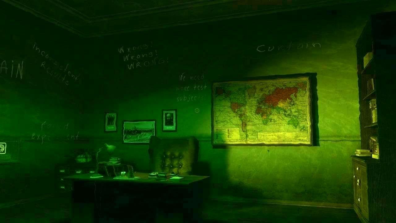 Screenshot from In Fear I Trust (5/7)