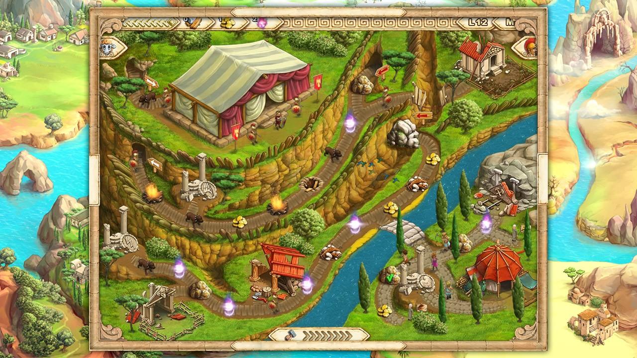 Screenshot from Demigods (4/7)